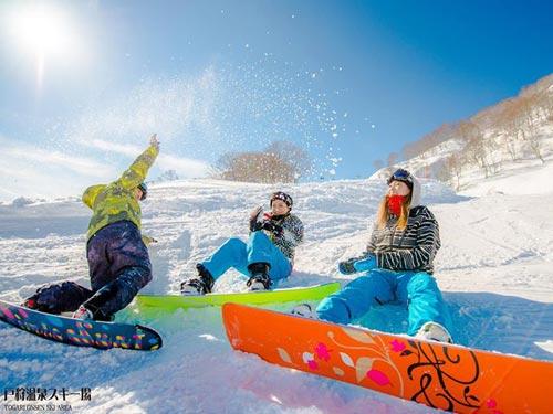 スキー&スノーボードツアーの好きゲレ♪