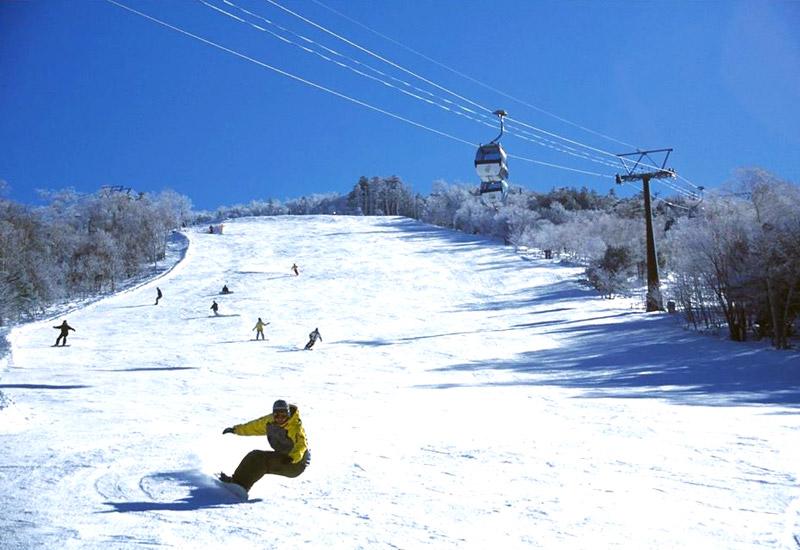 ハンターマウンテン塩原はどんなレベルでも皆が楽しめるスキー場