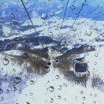 スキー場が雨だったら・・・
