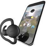 Bluetoothでスマホ・iPhoneにインストールしたアプリと連動させることで双方向同時に会話できる機器