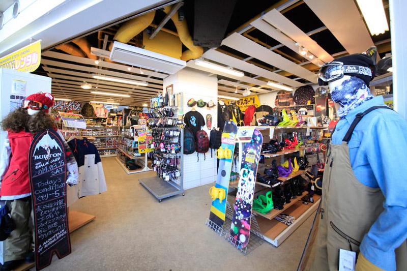 スキー・スノボの道具・衣類・小物など