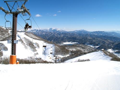 関西発】鹿島槍スキー場 スキー...