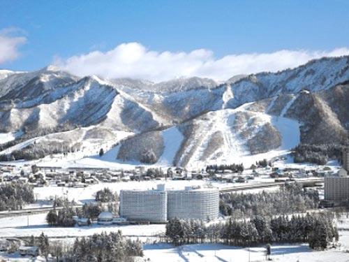 湯沢 中里 スキー 場