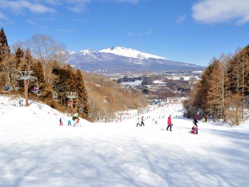 ガーデン 佐久 パラダ スキー