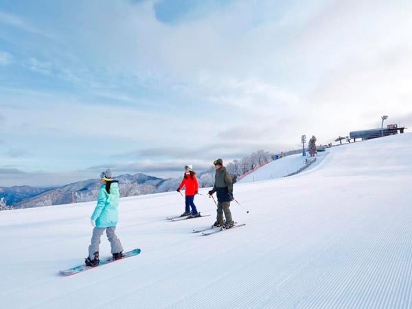 スキー 琵琶湖 場 バレイ