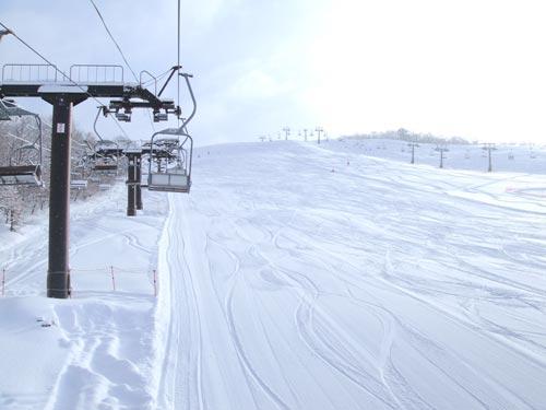 高原 スキー 場 ひるがの