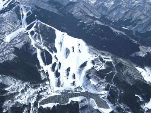 場 鷲ヶ岳 ツアー スキー